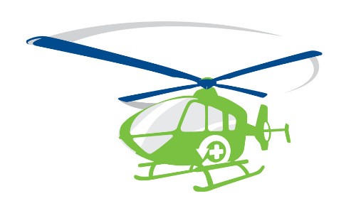 GWAAC helicopter