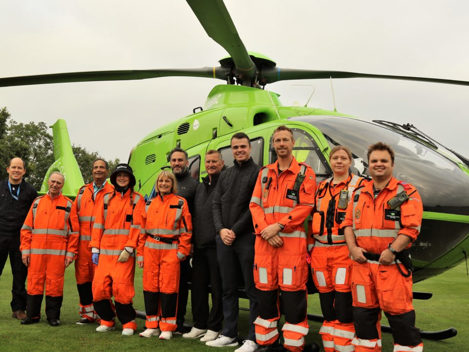 GWAAC has been chosen as this year's Captains' Charity at Mendip Spring Golf Club