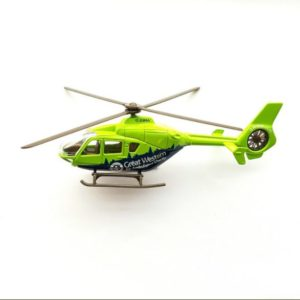 Diecast HM65 Helicopter