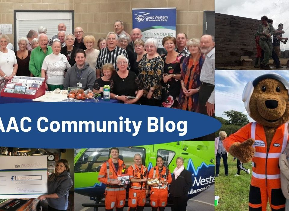 Community Blog - Thank you to our Supporters