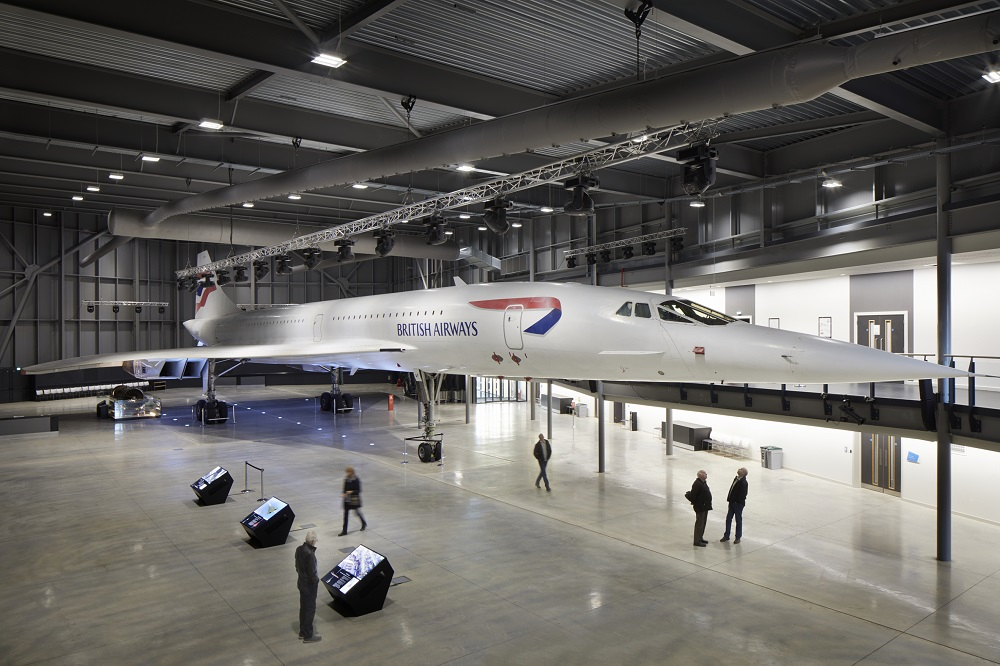 Concorde at Aerospace Bristol (002)