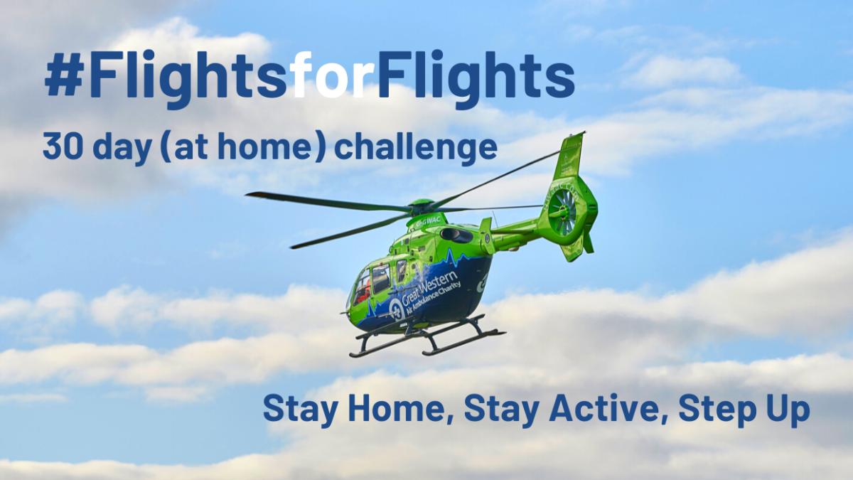 #FlightsforFlights