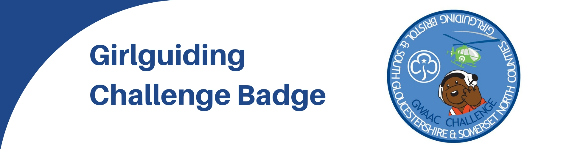 GWAAC Girlguiding Challenge Badge