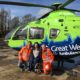 Sallyanne meets critical care team