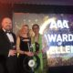 GWAAC's triple success at national awards!
